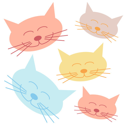 cat clip art lovetoknow