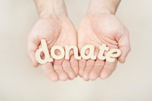 Donation letters