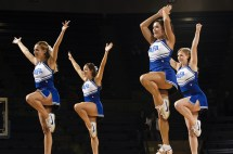 Difficult Cheerleading Stunts Lovetoknow