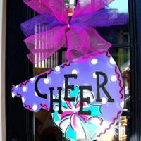Cheerleader Locker Decorations On Pinterest | Joy Studio ...