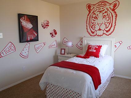 Cheer Room Dcor Ideas
