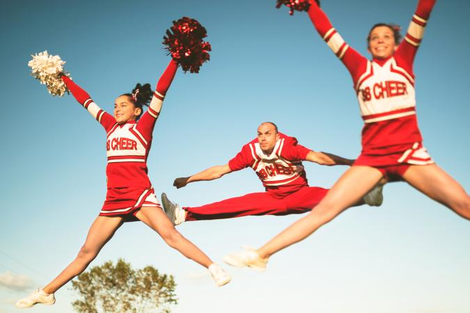 Fascinating Facts About Cheerleading LoveToKnow