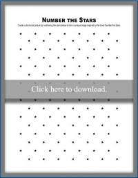 Free Number the Stars Activities | LoveToKnow
