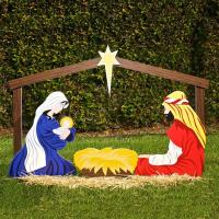 Religious Christmas Decorations [Slideshow]