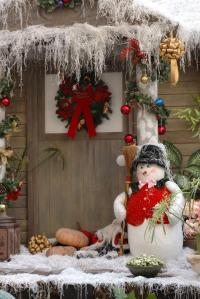 Front Door Christmas Decoration Ideas [Slideshow]