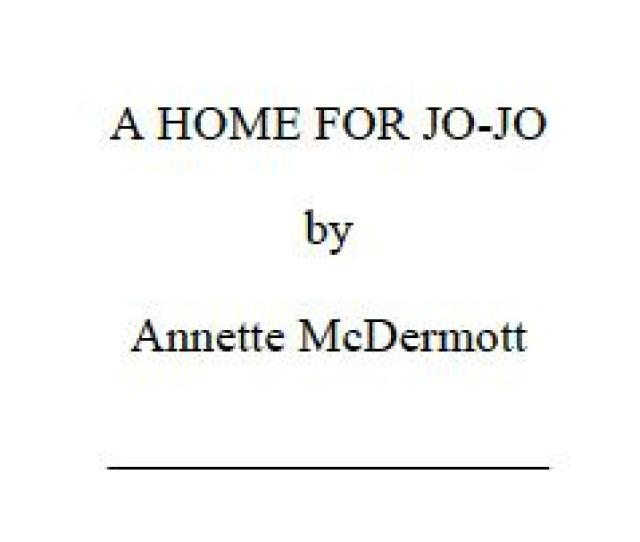 A Home For Jo Jo