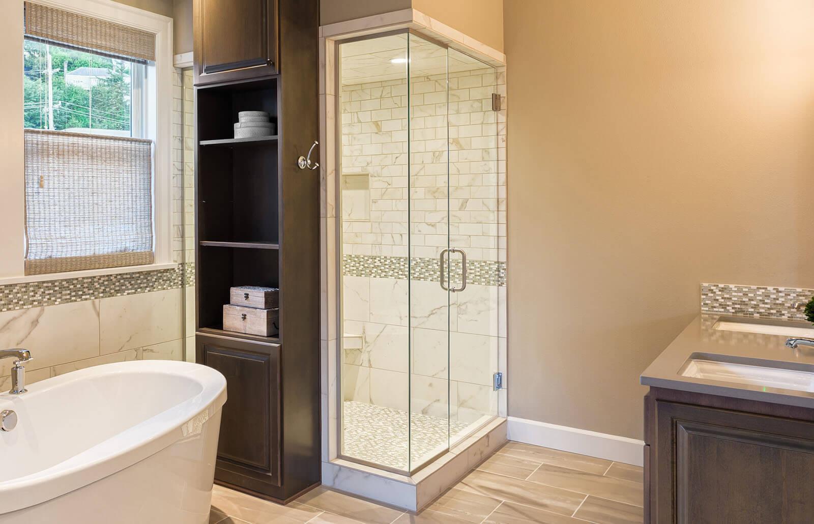 how to clean shower door tracks 6 easy