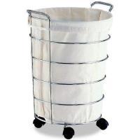 Laundry Basket on Wheels [Slideshow]