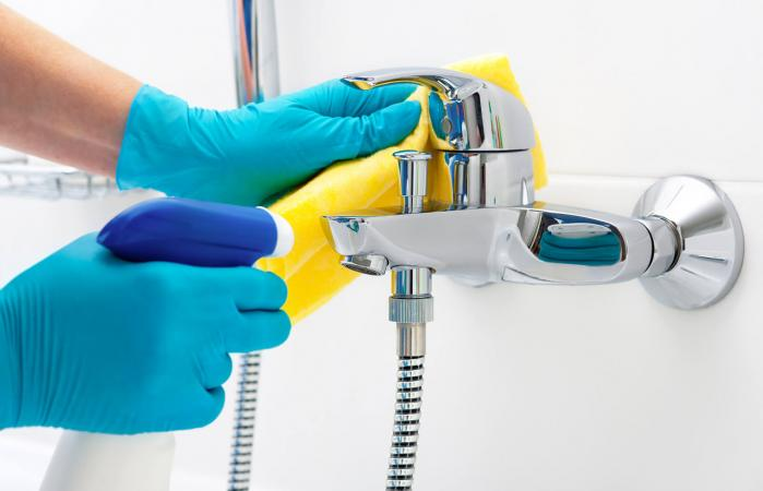 Cleaning Bathroom Mold With Bleach  LoveToKnow