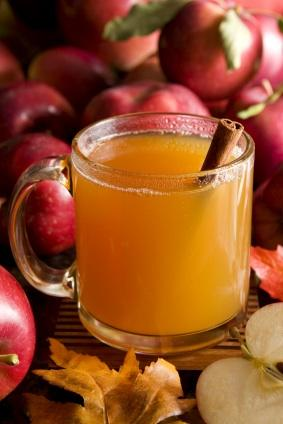 Apple Cider with Spiced Rum  LoveToKnow