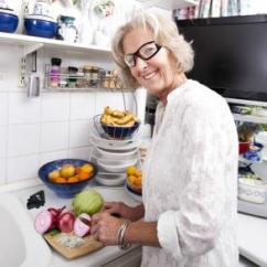 Amazing Kitchen Gadgets Kohler Sinks 9 You Ve Never Heard Of Lovetoknow Chopping Onions In With Orblue Onion Goggles