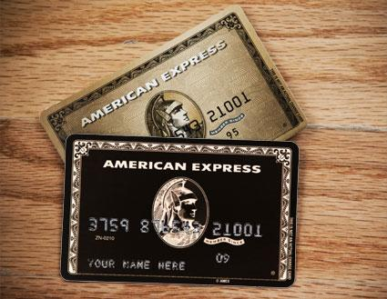 Image result for american express black
