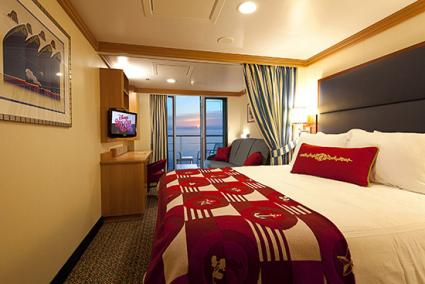 disney dream sofa bed how to clean my cushions best and worst cruise ship cabins | lovetoknow