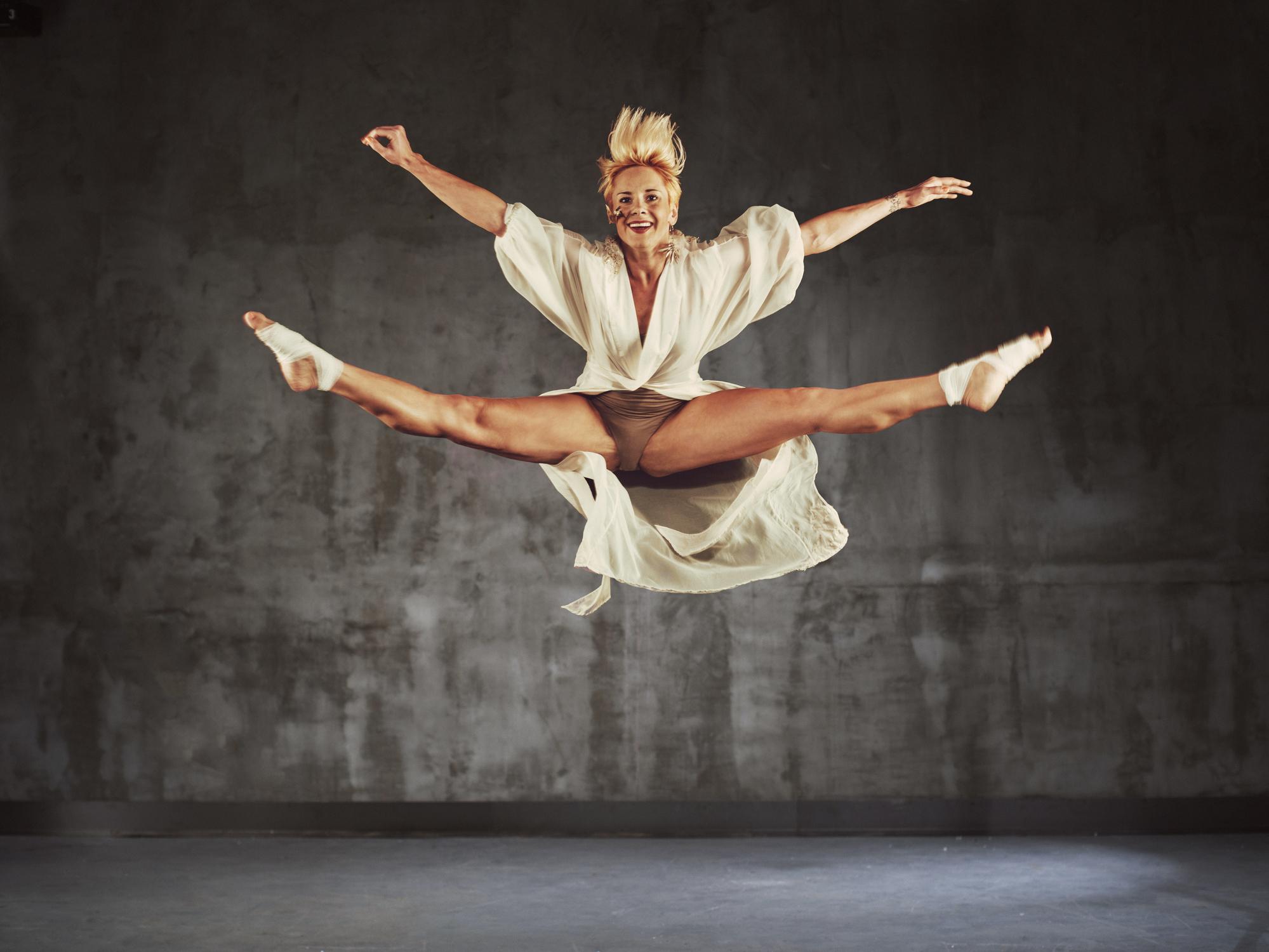 Ballet Leaps