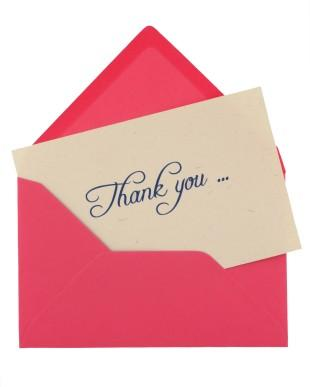 Do You Need To Send Thank You Cards To People Who Send