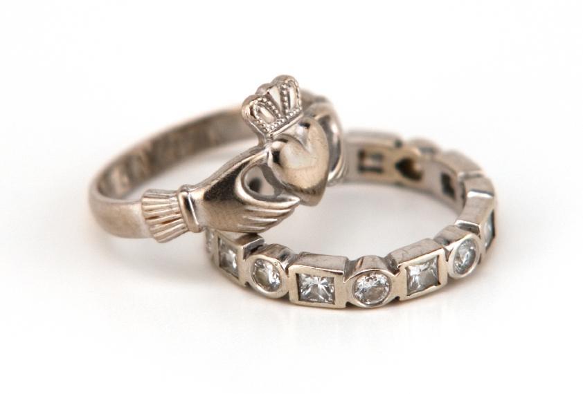 Irish Wedding Ring Sets Gallery [Slideshow]