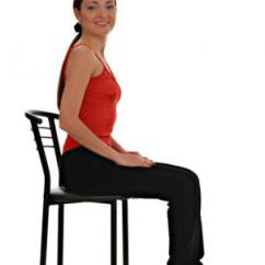 Sitting Down Chair Exercises Rustic Leather Chairs Leg To Do While Lovetoknow