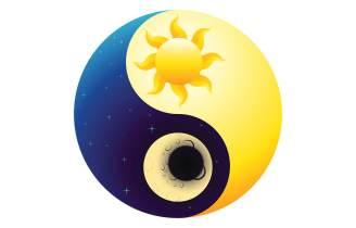 Inspirational Yin Yang Sun Designs   LoveToKnow