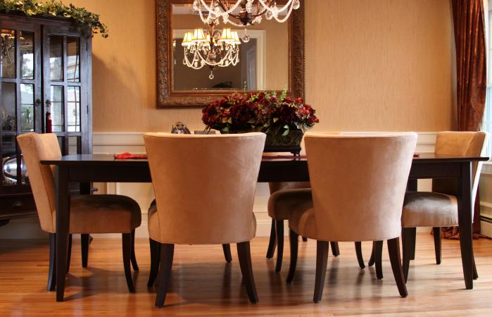 6 Best Colors for Your Dining Room According to Feng Shui