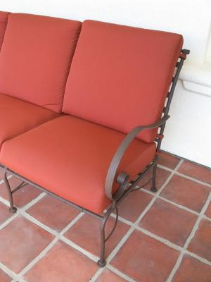 Patio Furniture Cushions Clearance Overstock Example