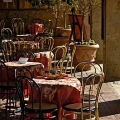 Used Restaurant Chairs Rocking Chair And Ottoman Covers Furniture Lovetoknow Casual Dining Tables