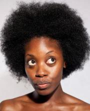 natural black hair styles
