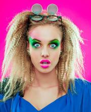 80s hair and makeup - mugeek vidalondon