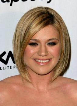 Kelly Clarkson's Hair Styles
