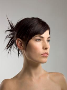 How to Make Hair Look Piecy on the Ends