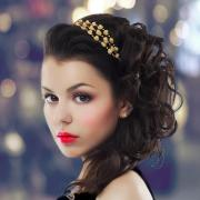 christmas hairstyles lovetoknow