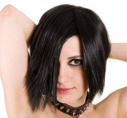 Emo Hairstyles for Round Faces  LoveToKnow