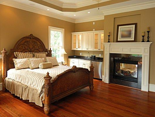 Install a Fireplace in the Bedroom [Slideshow]