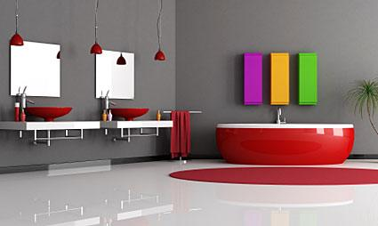 color choices for living room what colour should i paint a small bathroom fixtures in colors | lovetoknow