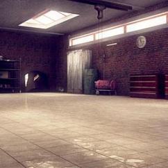 Paint Colors For Kitchen Walls Remodeling Orange County Garage Floor Tiles | Lovetoknow