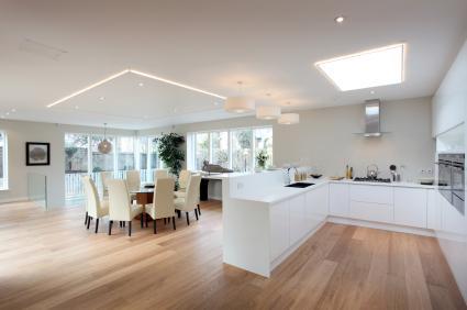 Kitchen Wood Floors LoveToKnow