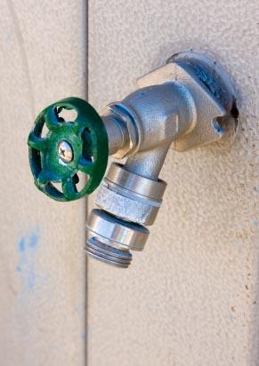 how to winterize outside faucets