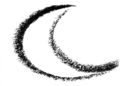 Image result for astrological symbol of moon