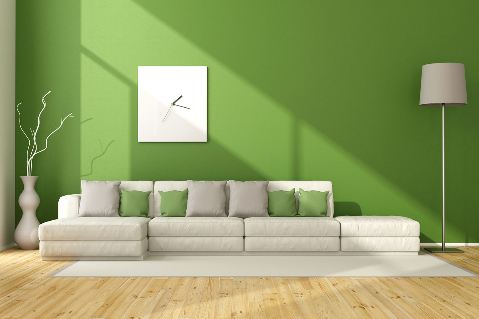 sofa colour combination chesterfield velvet pictures of bright wall colors lovetoknow