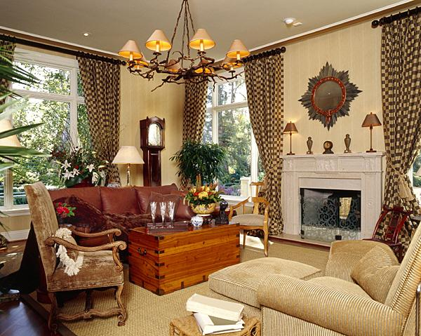 Eclectic Style Interior Design Slideshow