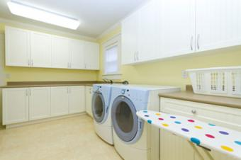 https interiordesign lovetoknow com how tos projects rooms laundry room lighting ideas