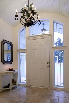 Home Entry Decorating Ideas