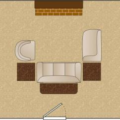 Arrangement Of Living Room Furniture Wall Tiles Ideas For Arranging Lovetoknow U Shaped Grouping
