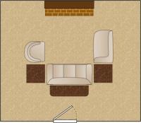 Ideas for Arranging Living Room Furniture | LoveToKnow