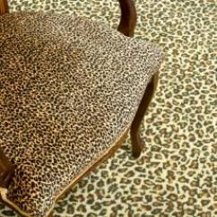 Microfiber Living Room Furniture Family Friendly Ideas Leopard Print Décor   Lovetoknow