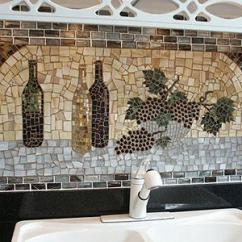Chef Wall Decor Kitchen Table With Storage Wine And Grape Themed Ideas | Lovetoknow