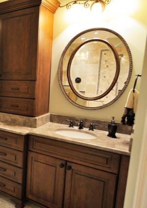 Bathroom Mirror Styles