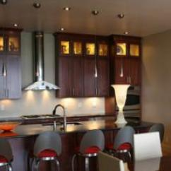 Upper Kitchen Cabinets With Glass Doors Pull Out Drawers For Front Cabinet Styles | Lovetoknow