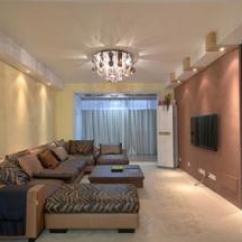 How To Design Long Narrow Living Room What Colors Are In Style For Rooms Decorate A Lovetoknow Paint The Opposite Wall Dark Or Warm Color
