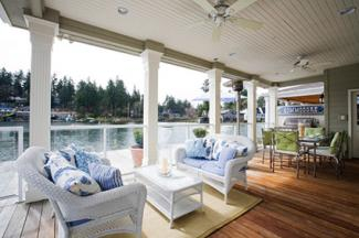 Ideas For Decorating A Lake House