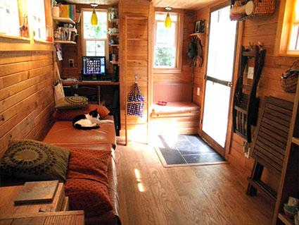 Tiny House Decorating Ideas